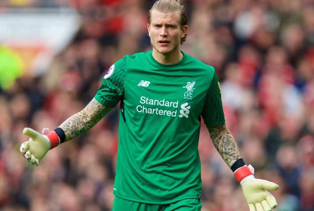 Keeper Linked With Reds Exit