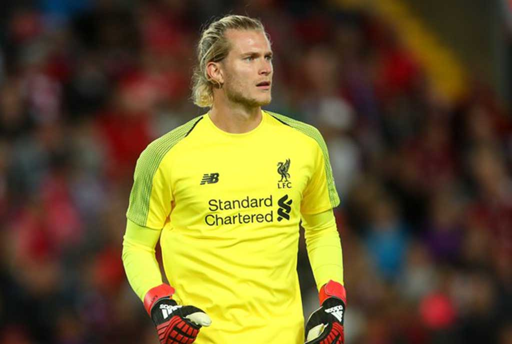 Karius Heading For Reds Exit