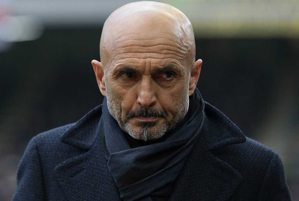 Spalletti Calm After Inter Loss