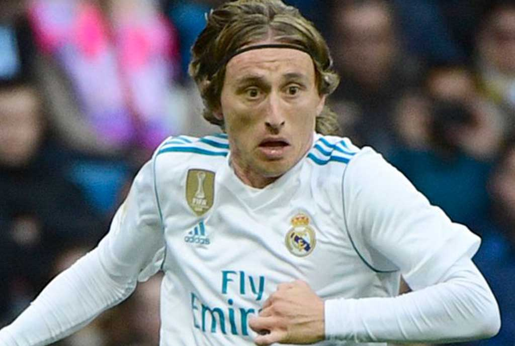 Real Madrid Report Inter To FIFA Over Illegal Approach For Modric