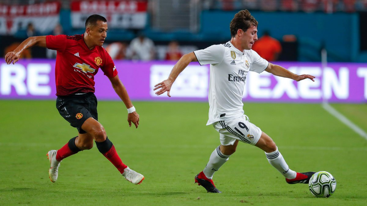 Preseason: Spurs Pip Milan, Man United Edge Madrid In US Tour