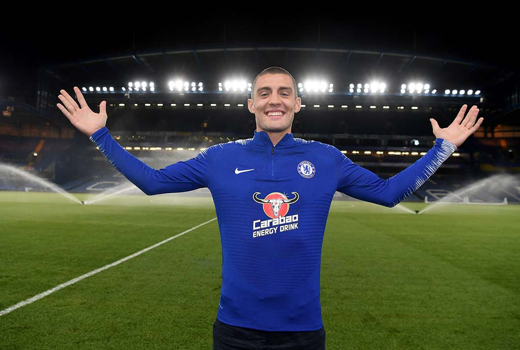 Kovacic : It's Amazing Joining Chelsea, Looking Forward To Great Season