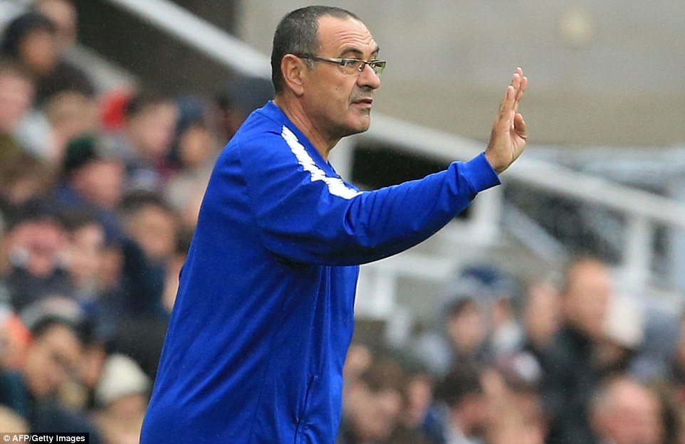 Sarri: Chelsea Are Not Premier League Title Contenders Yet