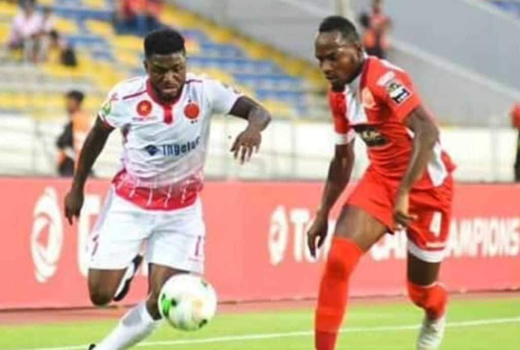 CAFCL: Babatunde Eager To Help Wydad Beat Sundowns, Extend Lead In Group C
