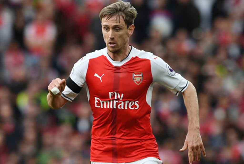 Monreal In The Frame For Chelsea Trip