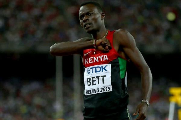 Kenya's Former World 400m Hurdles Champion Bett Dies In Car Crash