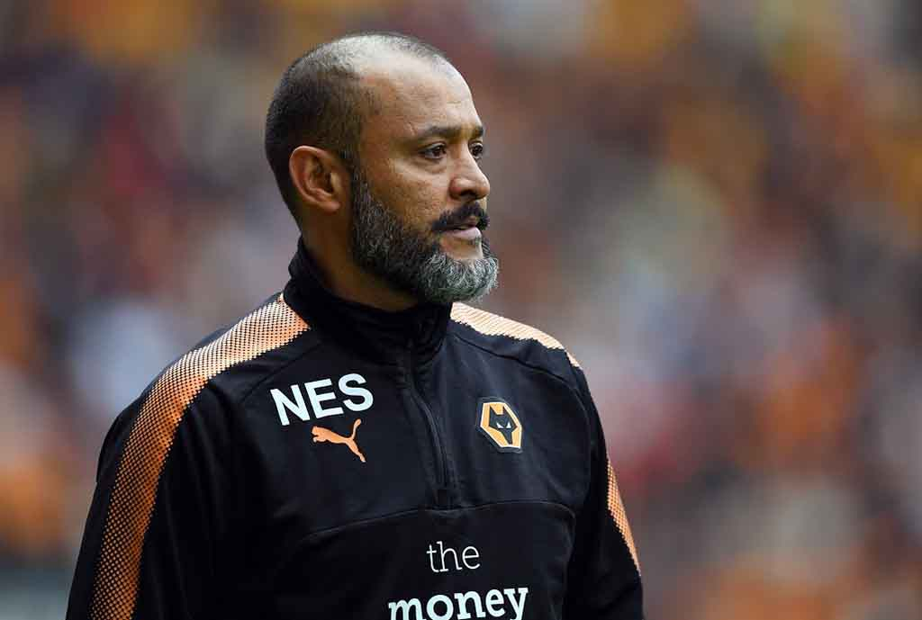 Nuno Encouraged By Opening Display