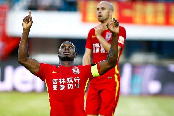 CSL: Ighalo Nets Brace In Changchun Yatai Win Vs Tiajin Quanjian