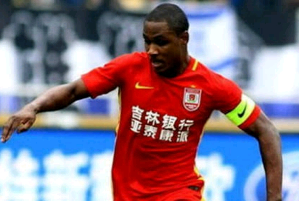 CSL: Ighalo Bags Assist In Changchun Yatai Win Vs Guangzhou Evergrande