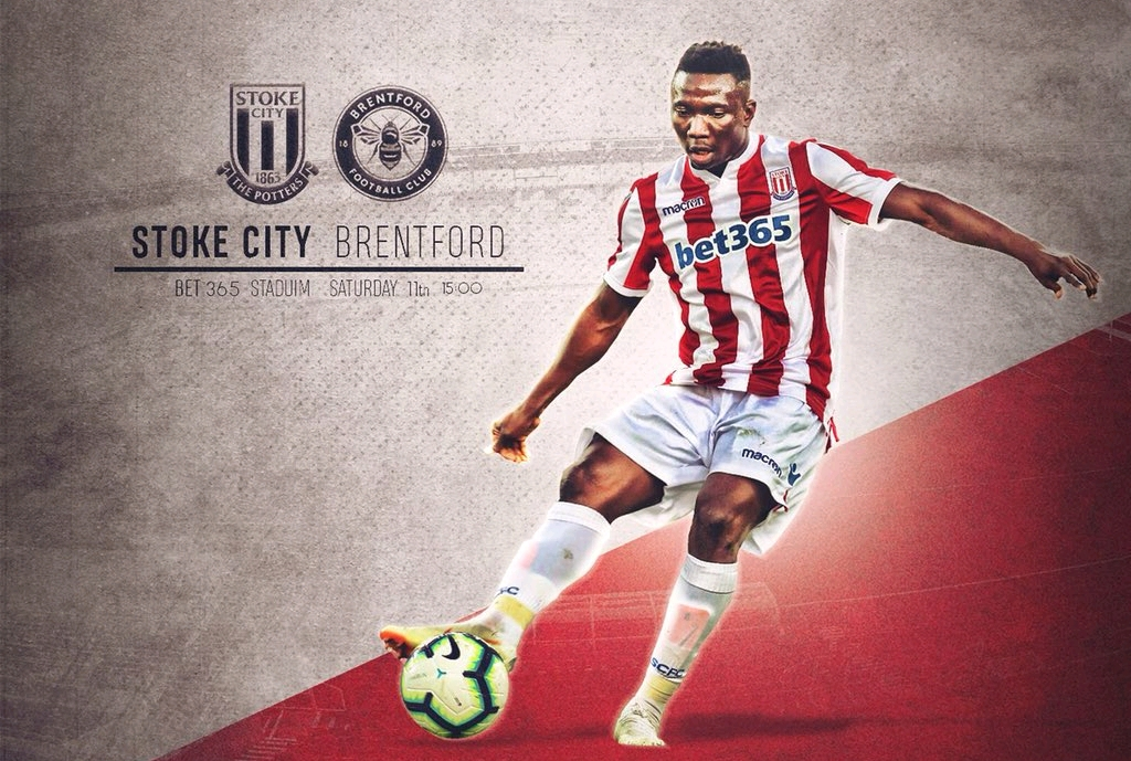 Etebo Buzzing Ahead Of Stoke City's First Home Game Of The Season