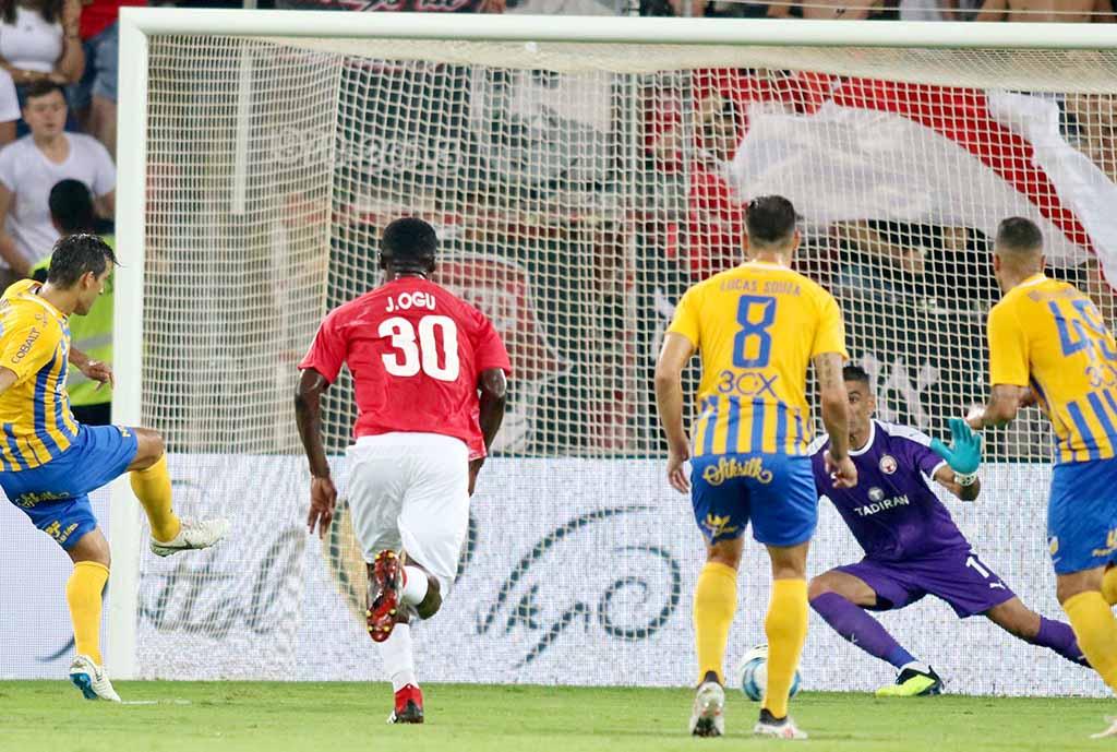 Europa: Ogu, Nwaekeme On Target In Be'er Sheva Home Draw; Azango Also Scores For Trencin