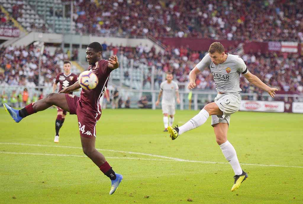 Aina Makes Serie A Debut In Torino Defeat To Roma