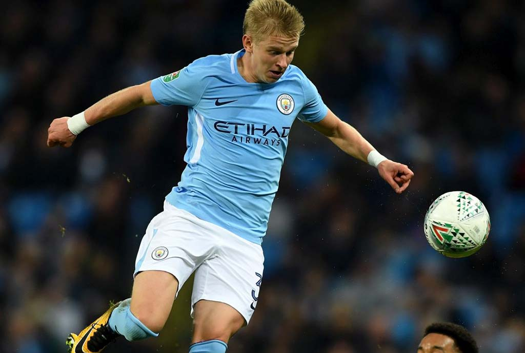 Zinchenko Fails To Secure City Exit