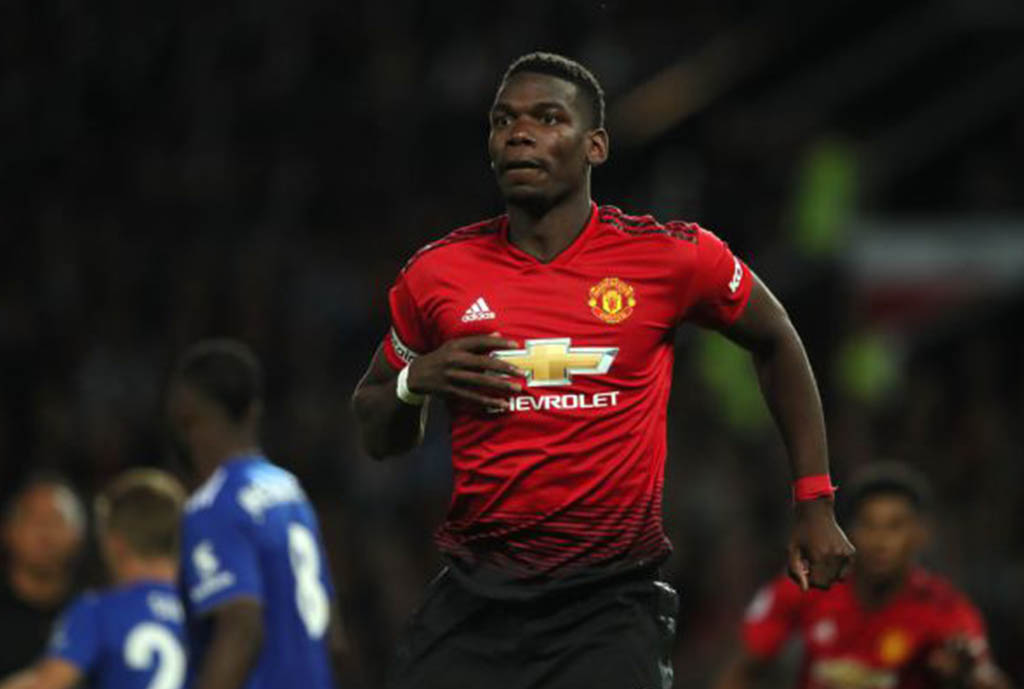 Pogba Set For United Windfall