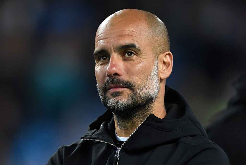 Guardiola – City 'Alive' Ahead Of Liverpool Clash