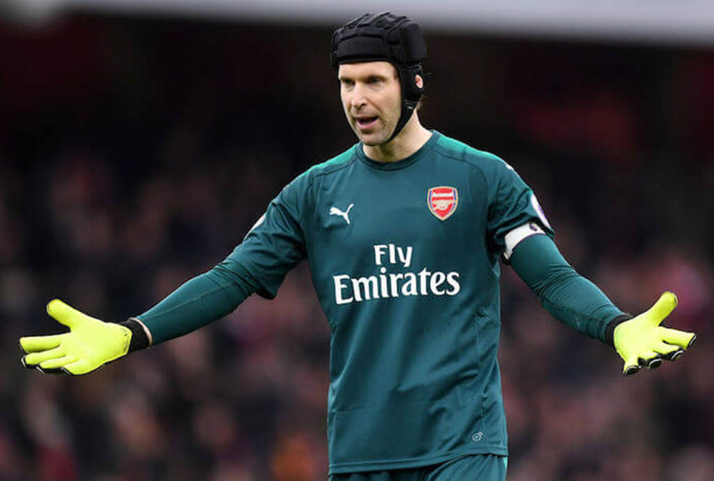 Cech Bemoans Wenger's Focus On Style Over Substance