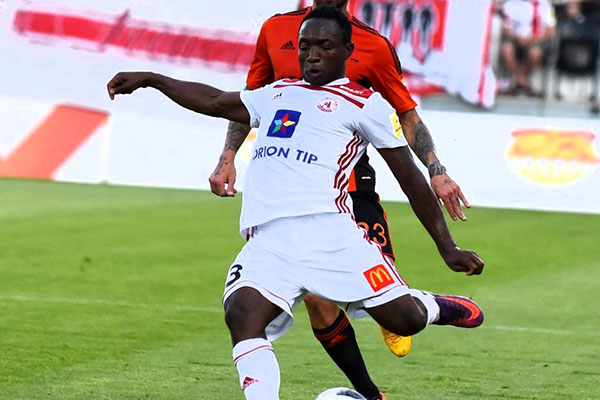 Europa League: Onuachu, Azango Crash Out With Midtjylland, AS Trencin