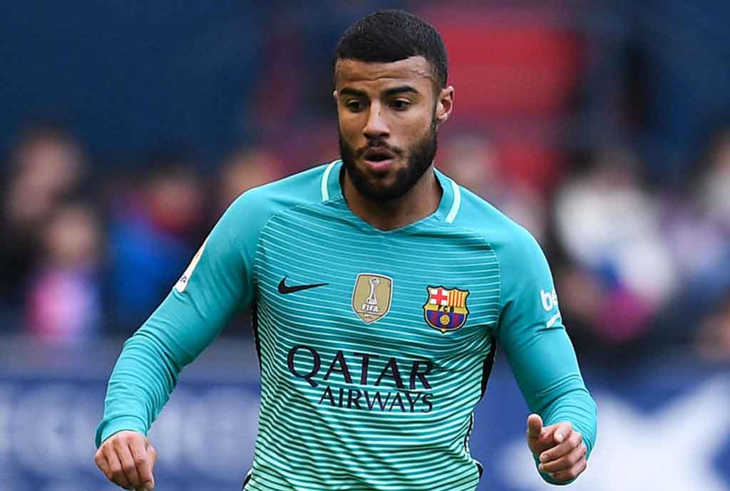 Rafinha Close To Betis Loan Switch
