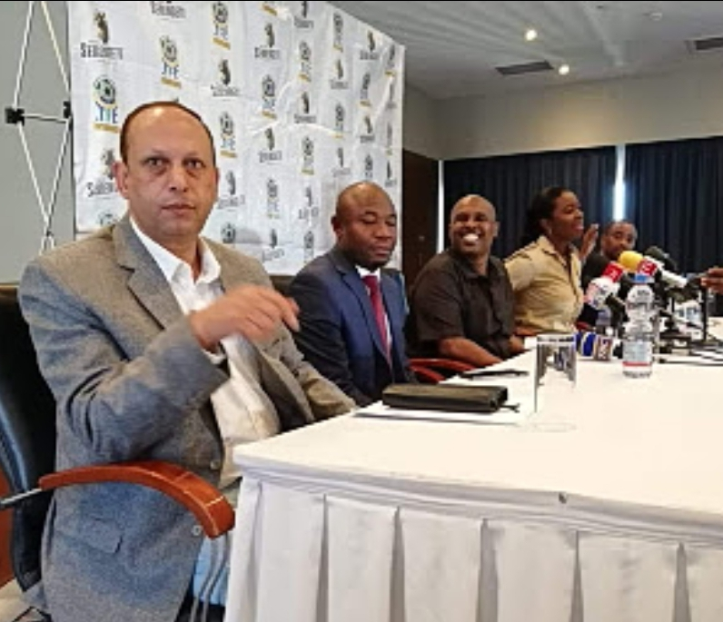 Tanzania FA President, Wallace: Why We Hired Amuneke