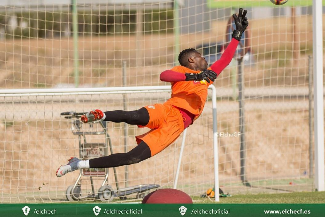 Uzoho Happy To Make Elche Debut