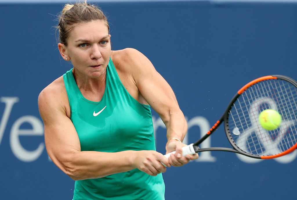 Halep Pulls Out In Connecticut