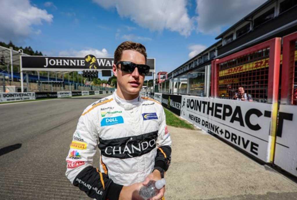 Vandoorne Bemoans McLaren's Lack Of Progress