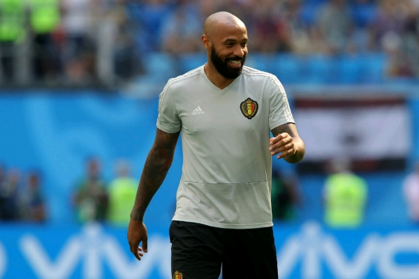 Winner Thierry Henry agrees to become Bordeaux coach