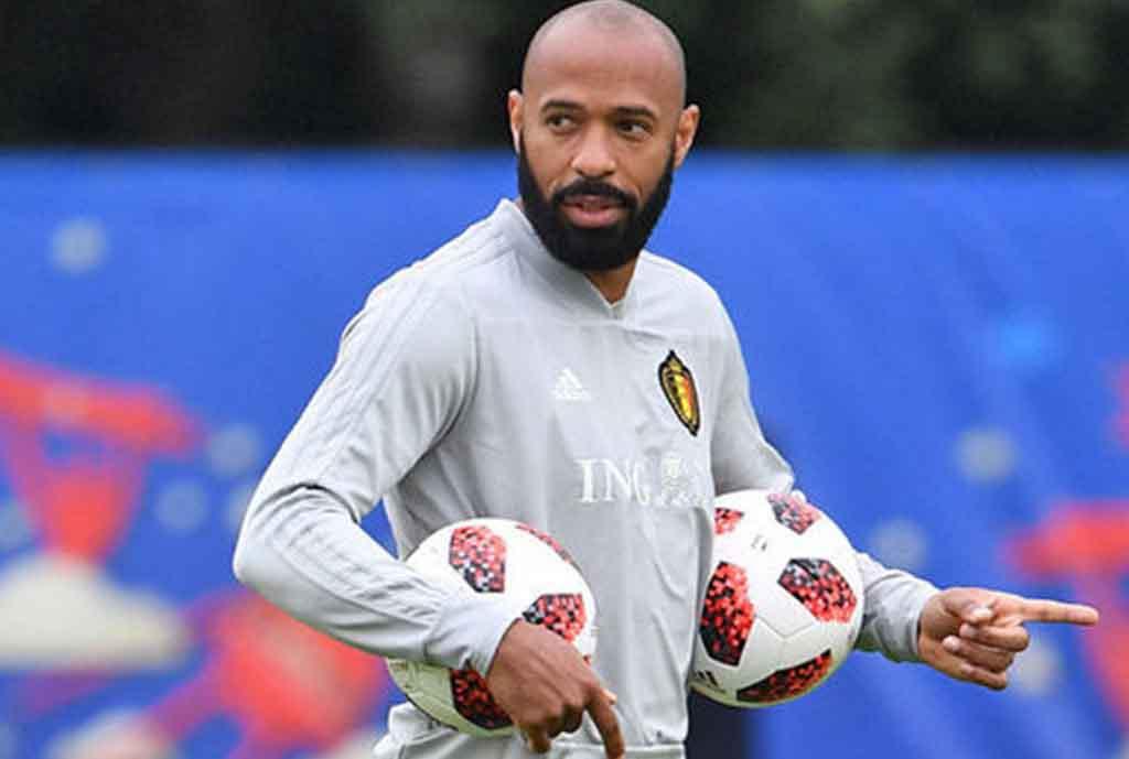 Henry In Bordeaux Talks