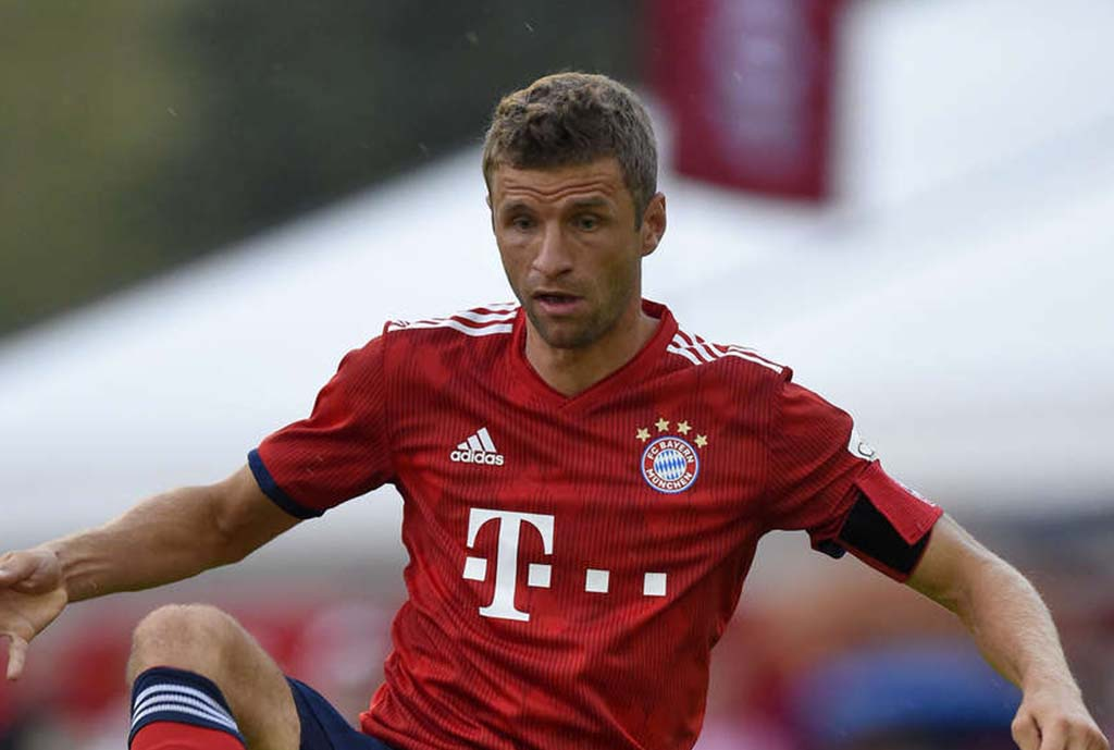 Muller Reveals Boateng Hopes