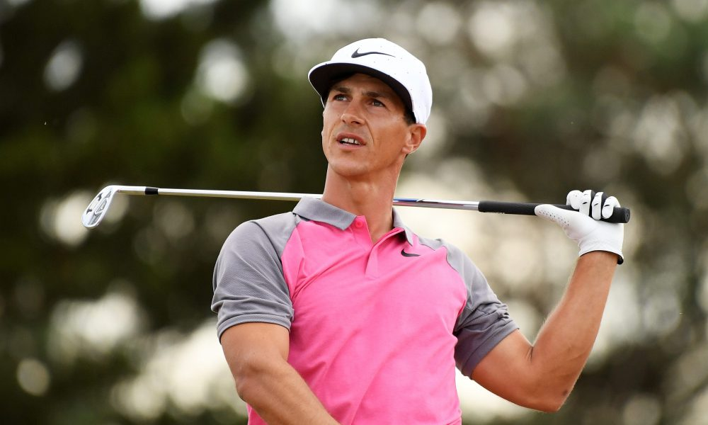 Olesen Dreaming Of Ryder Cup Chance