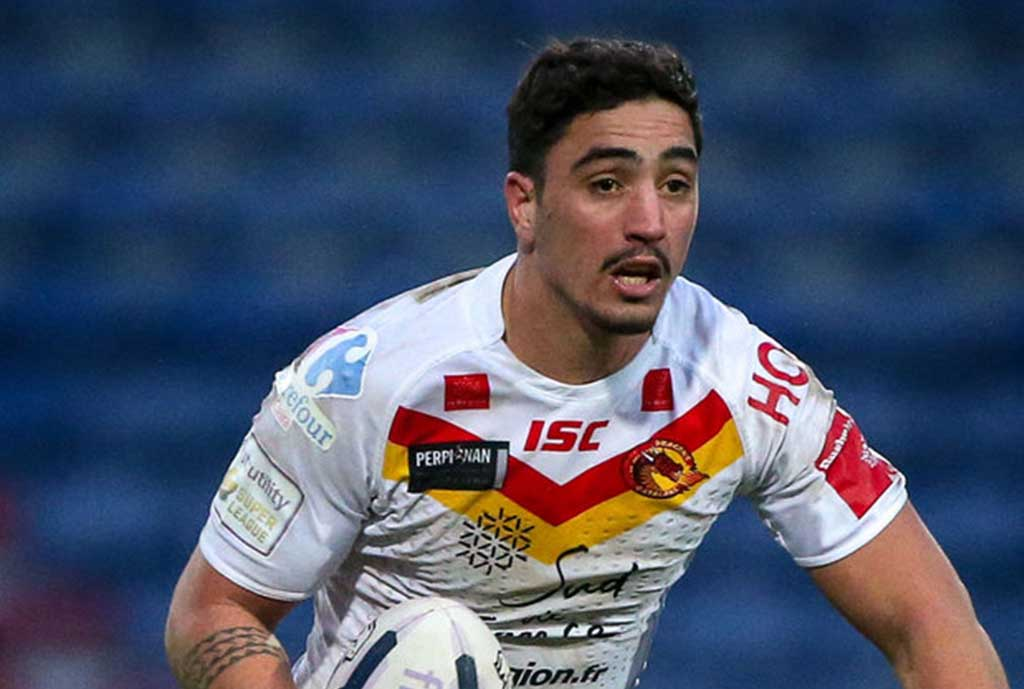Gigot To Battle For Catalans Future