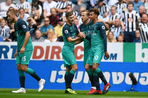 Spurs Up And Running In New Season With Nervy Away Win Vs Newcastle