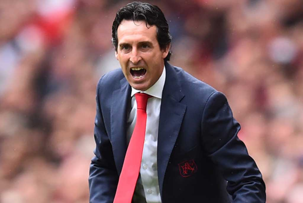 Emery Turns To Hammers Clash