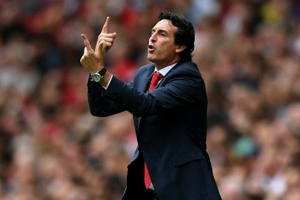 Emery Takes Positives From Arsenal's Second Half In Defeat To Man City