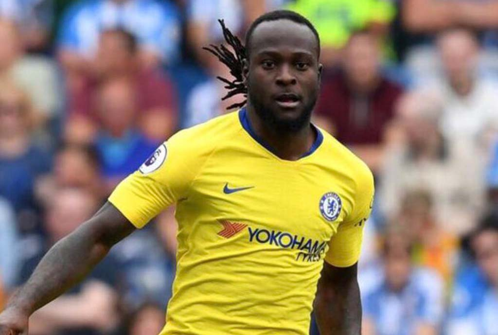 Moses Relishes Chelsea Massive Away Win Against Huddersfield