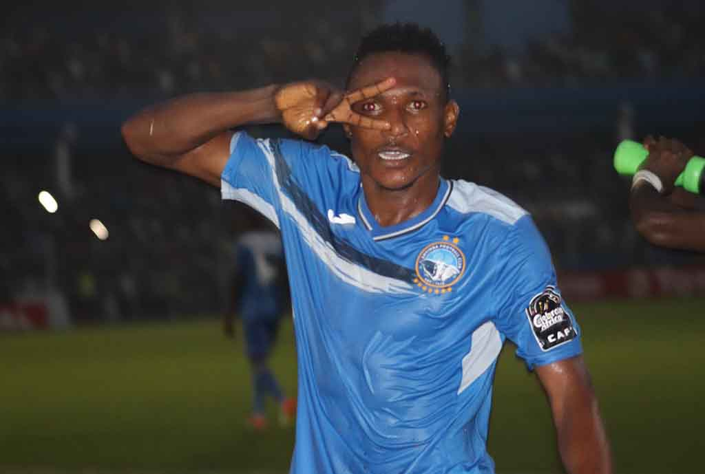 Goal Hero Alalade Backs Enyimba To Win Nigeria's First Confed Cup Title