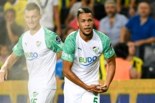 Abdullahi Backs Teammate Troost-Ekong To Score More Goals For Bursaspor