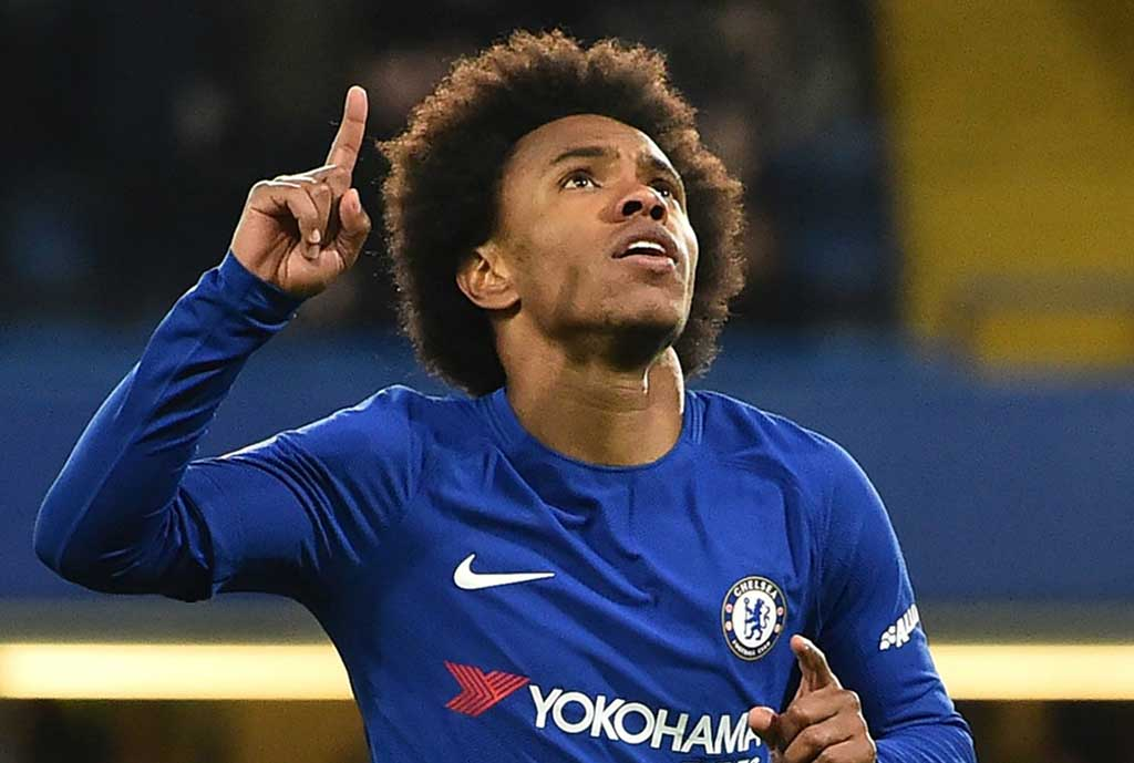 Willian To Land New Chelsea Deal