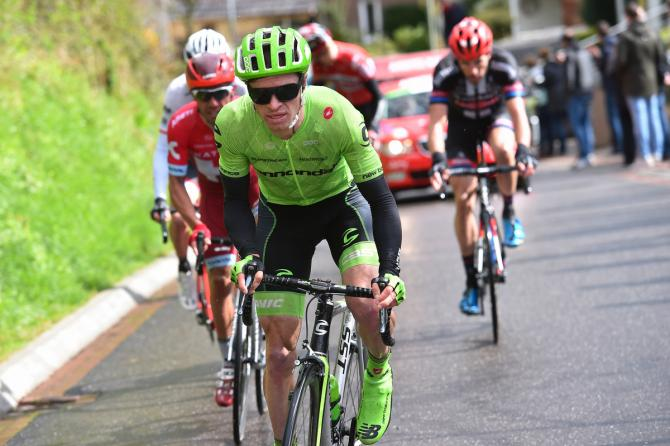 Vuelta Glory For King On Stage Four