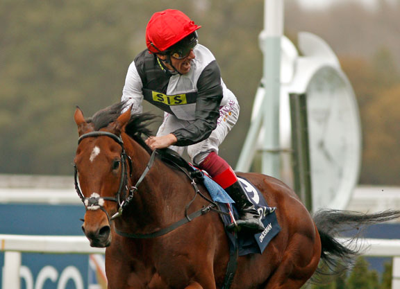 Cracksman Lined Up For Champions Stakes Defence