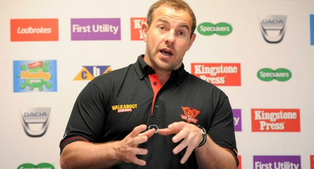Watson Calls For Continued Salford Focus