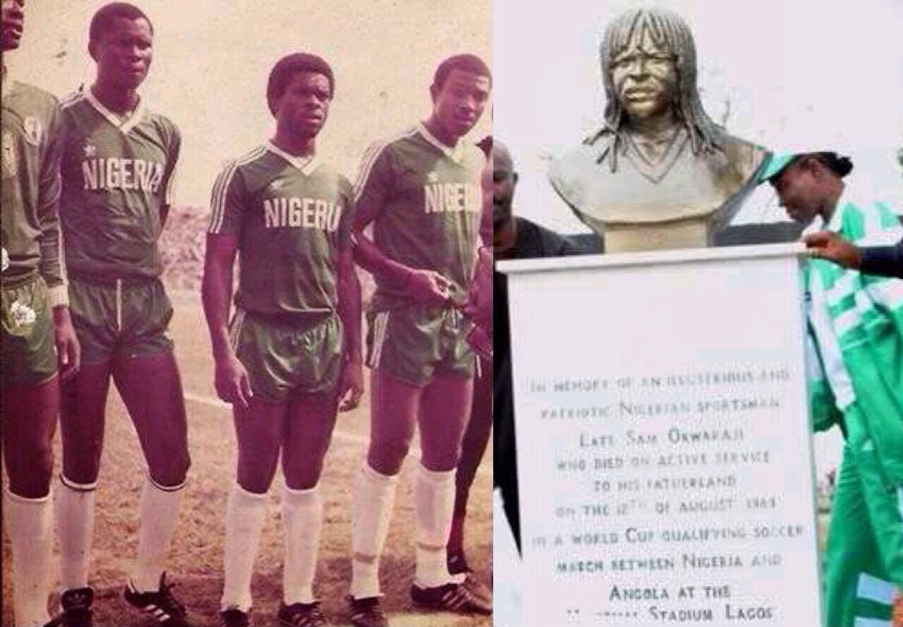 NFF Pays Tribute To Okwaraji On 29th Year Memorial