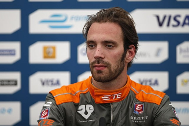 Vergne Makes F1 Approach Claim