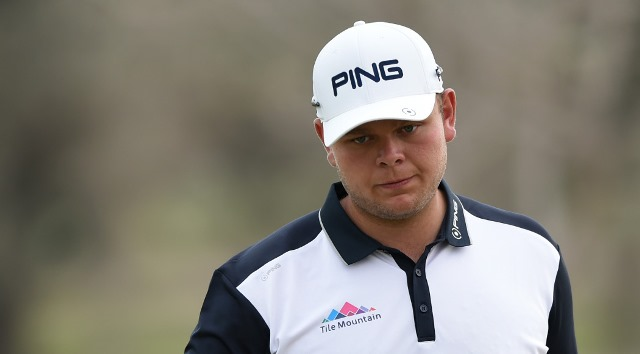 Thomson Sets Pace In Denmark
