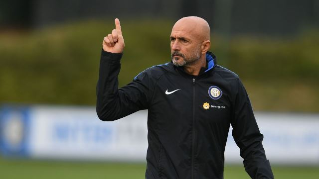 Spalletti Intrigued By Group Draw
