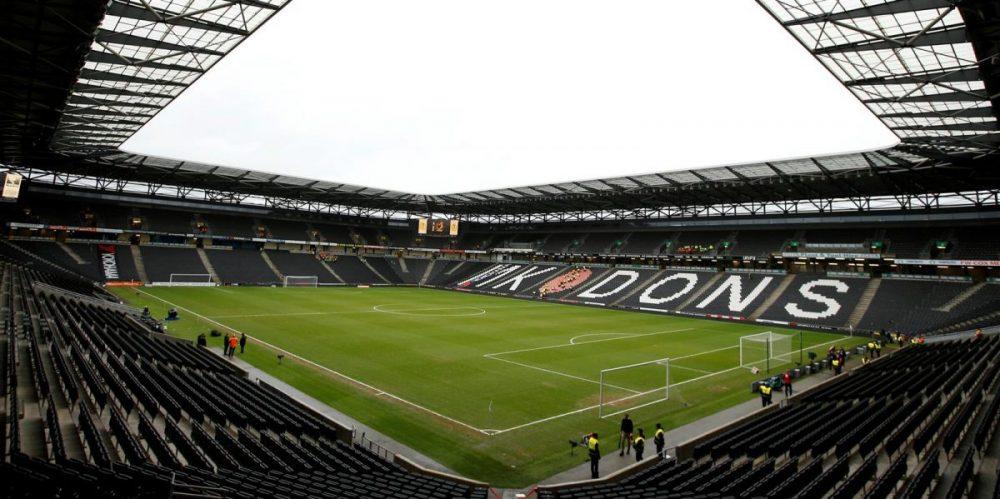 Spurs Get Stadium MK Nod