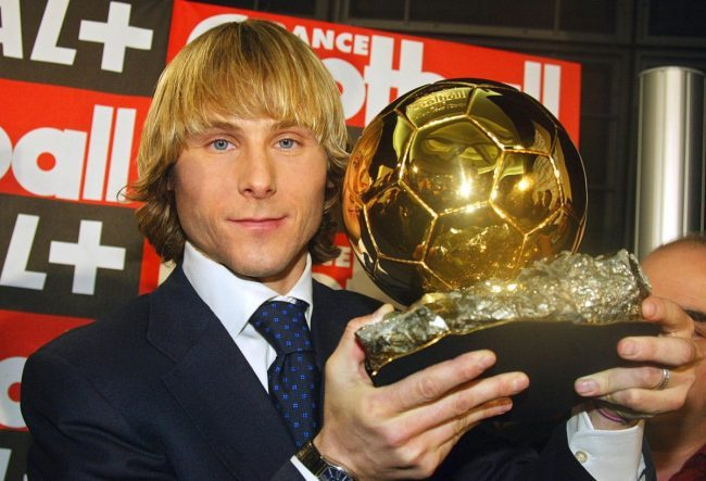 Nedved Buzzing With New Faces