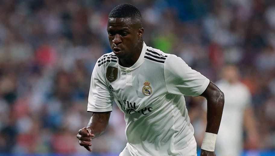 Vinicius Set For Castilla Stint