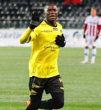 Norwegian Cup Semi-Finals Feat With IK Start Thrills Aremu