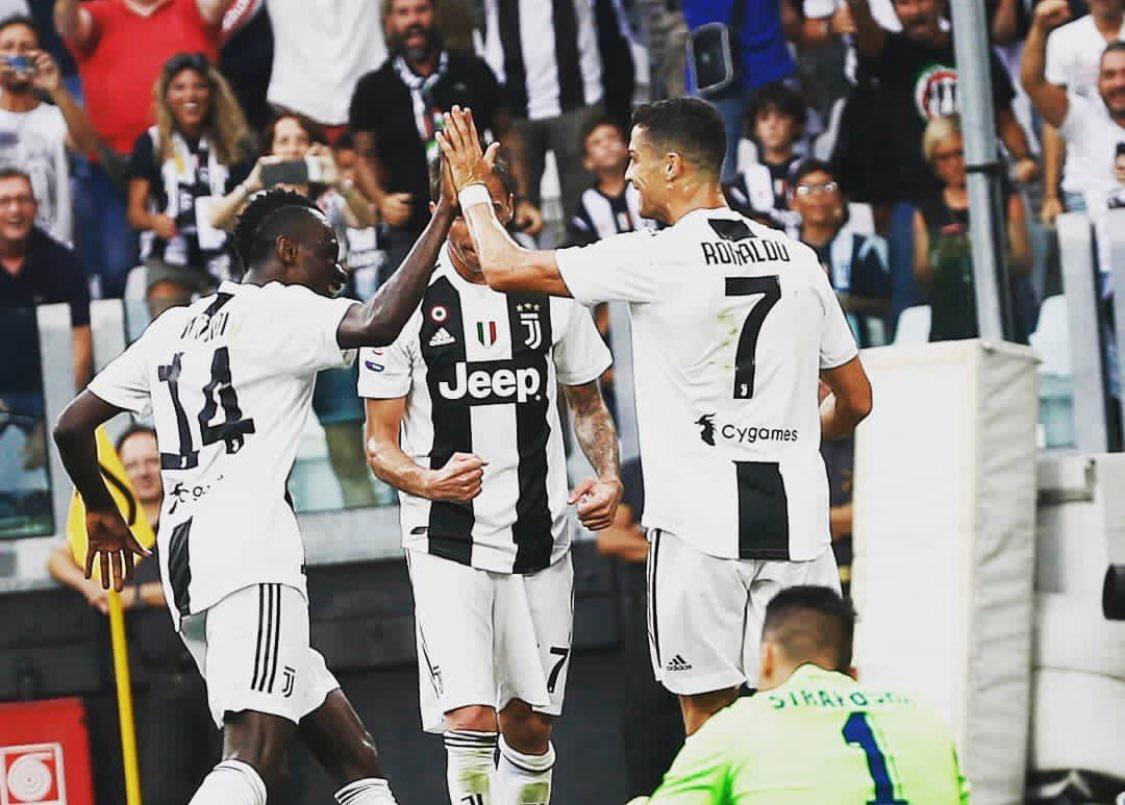 Matuidi: Ronaldo Has Something   Different For Juventus' Big Moments